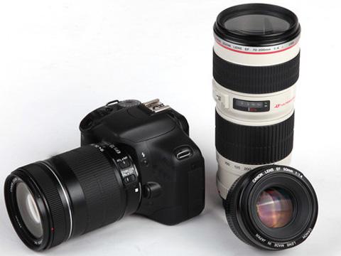 Camera & Parts