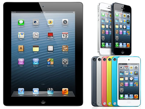 Apple iPhone iPad iPod