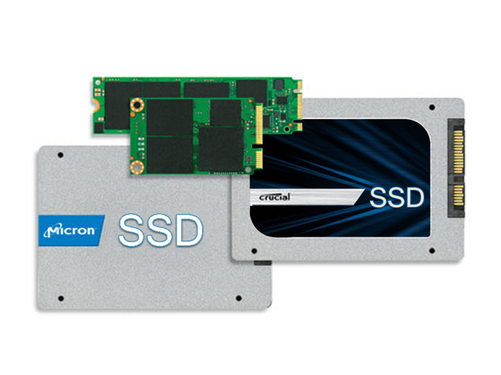 Micron / Crucial SSD