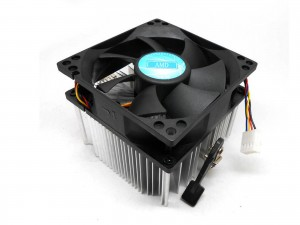 amd aluminum fan heatsink