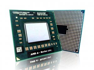 AMD A4-3320M AM3320DDX23GX Mobile APU CPU Processor Socket FS1 722pin 2.0G
