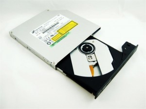 H.L Hitachi LG GMA-4082N 12.7mm 8x Slim DVDRW CD DVD RW Rom IDE ATAPI Tray Loading Drive Device ODD