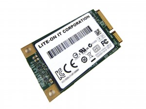 Replacement for Dell 08W81N Lite-On LMT-32M3M 32GB Mini PCIe mSATA SSD HDD MLC 6Gb/s Hard Disk Module Solid State Drive 30x50mm Laptop