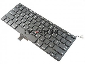 "Keyboard replacement for Apple MacBook Pro Unibody 13"" 13.3"" A1278 MC700 MC724 MD101 MD102 MD313 MD314 Multi Language Black"