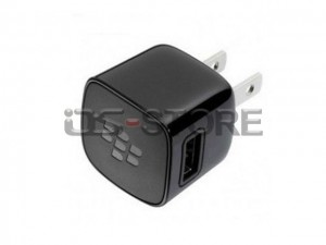 Genuine 750mA EU US UK USB Wall Mains Travel Power AC Charger Adapter for Blackberry CellPhone