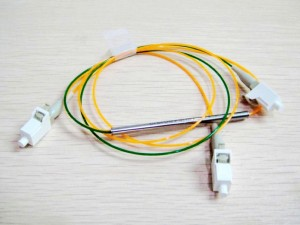 LC 1 to 2 Fiber Cable