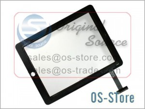 """9.7"""" Touch Digitizer Glass Screen Panel 821-0757-A Replacement for apple IPad 1st Wifi"""