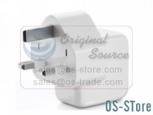 UK AC Plug USB Wall Charger Power Adapter for apple iPad 1 2 3 4