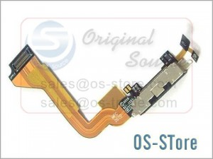 Charger Dock Connector Flex Cable Replacement for apple iPhone 4G 821-1093-A