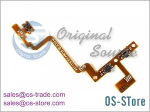 Power Volume Button Flex Cable Replacement for apple iPod Touch 4th 821-1118-03