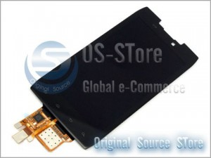 "4.3"" Full  LCD Display Screen+Touch Digitizer Panel Replacement for Motorola Droid Razr XT910 XT912 Replacement"
