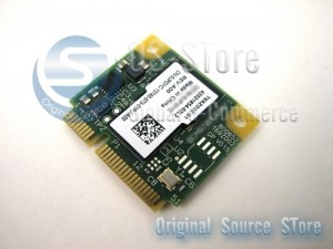 BroadCom BCM970015REF1 HD Decoder Half Mini PCI-e Card Dell JPDYC with bracket