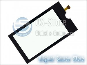 """3.0"""" LCD Touch Digitizer Glass Screen Panel Replacement for LG GX500 Replacement"""