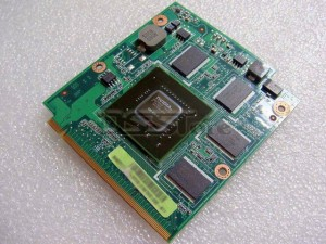Asus C90 CS5110 9650M GT DDR2 1024MB 1GB MXM II VGA Video BD Card Module
