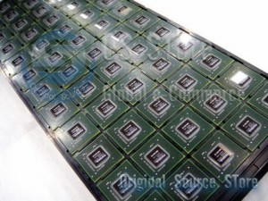 nVidia G96-610-C1 B1 A2 A1 Graphics GeForce GPU BGA Chipset IC