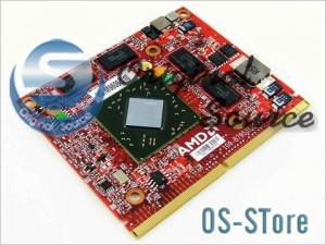 ATI HD6630M DDR5 1GB MXM A 3.0 Video VGA BD Card Module