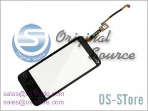 "3.6"" LCD Touch Digitizer Glass Screen Panel Replacement for HTC Knight EVO Shift 4G"