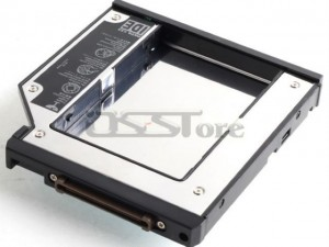 "2.5"" 2ND SATA HDD Caddy 12.7mm to CD DVD RW Rom for IBM Lenovo A20 A21 A22 A30 A31 T20 T21 T22 T24 T30 R30 R31 R32 R40 X20 X21 X22 X23 X24 X30"