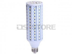 E27 18W 100x5050 SMD White / Warm Light LED Corn Bulb Lamp 110V-240V