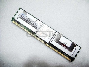 Samsung DDR2 4GB PC2-5300F 667MHZ Server DRAM Memory Module FBDimm FB-Dimm 240pin