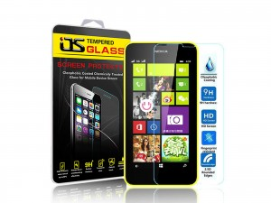 OS ® NOKIA Lumia N1020 4.5-inch 0.3mm 2.5D 9H Tempered Toughened Glass film LCD Screen Panel Protector Guard for mobile phone smartphone