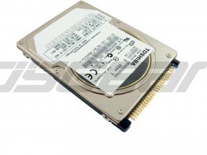 """Toshiba 2.5"""" 12GB 4200rpm Laptop PATA IDE HDD Hard Disk 44pin Notebook Drive"""