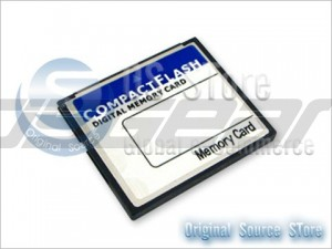 1GB TranScend CF CompactFlash Digital Memory Card Mobile Phone Digita Camera Video TV Game Tablet PC Mid