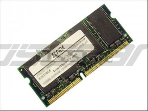 Elpida SDRAM SD-RAM 256MB PC100s PC-100s Sodimm So-dimm Laptop Memory Module Notebook 144pin