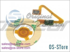 Wheel Button Flex Cable Replacement for iPod Nano 5th
