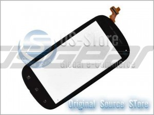 "3.7"" LCD Touch Digitizer Glass Screen Panel Replacement for Motorola XT800 GLAM Replacement"