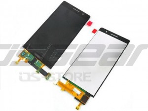 "4.7"" TFT Assembly Full LCD Display Screen+Touch Digitizer Panel Replacement for Huawei Ascend P6"