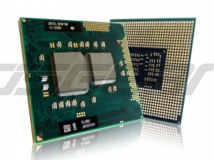 Intel Core i3-370M SLBUK Mobile CPU Processor Socket G1 PGA988 2.4Ghz 3MB 2.5 GT/s