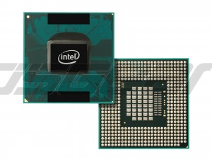 Intel Dual Core T4300 SLGJM Mobile CPU Processor Socket P 478 pin 2.1GHz 1MB 800MHz