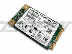 Lite-On LMS-32L6M-HP 32GB Mini PCIe mSATA SSD Replacement for HP 717771-001  HDD MLC 6Gb/s Hard Disk Module Solid State Drive Laptop
