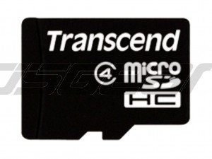TranScend TF Card
