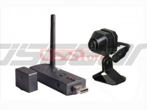 2.4g Wireless camera kit USB DVR 4ch+1 tiny camera pinhole camera for surveillance